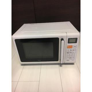 ハイアール(Haier)のhaier ハイアール オーブンレンジ 電子レンジ JM-V16A(電子レンジ)