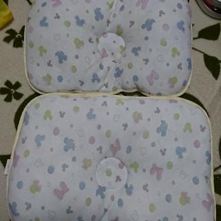 ディズニー(Disney)のディズニー ベビー枕 2つセット(枕)
