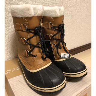 ソレル(SOREL)の【新品未使用】SOREL ソレル ユートパック TP 24cm  レザー(ブーツ)