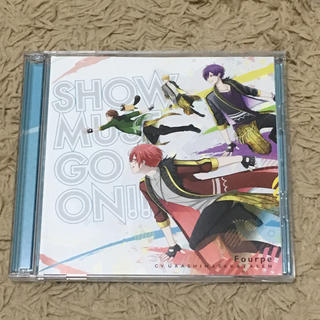 浦島坂田船 Show Must Go On!! 初回限定盤 ポストカード付き(ボーカロイド)