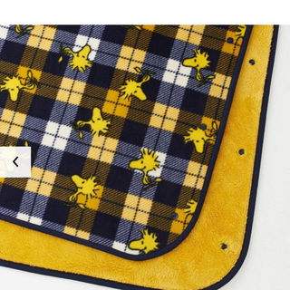 ユニクロ(UNIQLO)のユニクロ スヌーピー ブランケット(毛布)