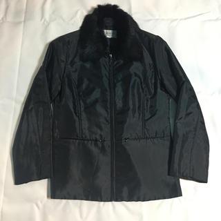 ジユウク(自由区)の自由区 ナイロンジャケット 襟ファー ONWARD オンワード 中綿 23区(ナイロンジャケット)