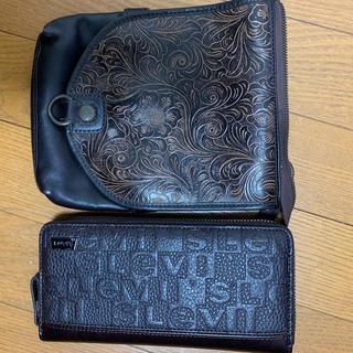 リーバイス(Levi's)のLevis 長財布 ウエストバッグ (長財布)