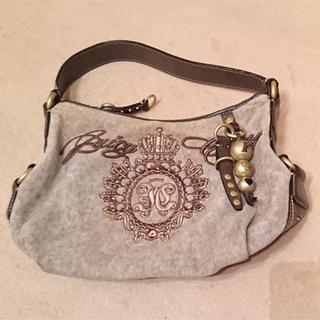 ジューシークチュール(Juicy Couture)のジューシークチュールバック グレー(ハンドバッグ)