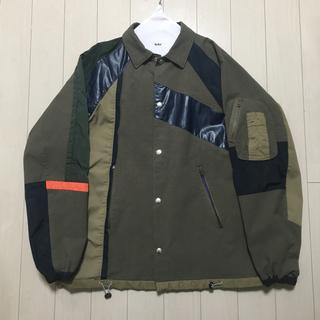kolor 18aw ジャケット 2