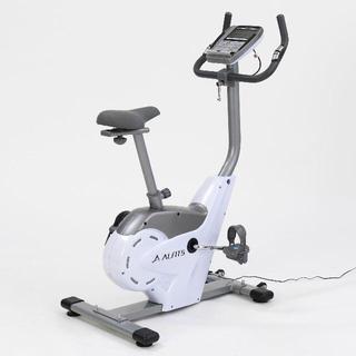【新品】アルインコ プログラムバイク AFB6117 エアロバイク 保証1年付(トレーニング用品)