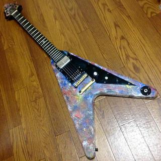 ギブソン(Gibson)のGibson Flying V mod(エレキギター)