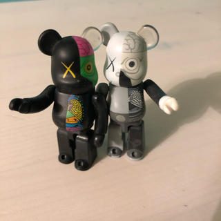 MEDICOM TOY - KAWS COMPANION Original fake 100% ベアブリック