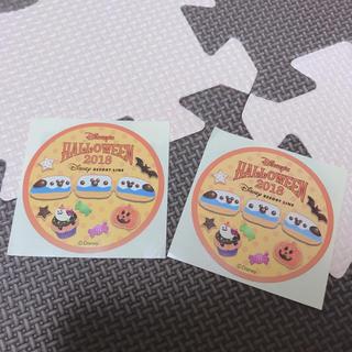 ディズニー(Disney)のディズニーリゾートライン ハロウィンシール(遊園地/テーマパーク)
