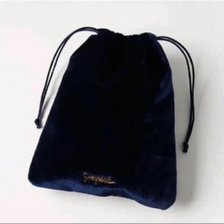 サミールナスリ(SMIR NASLI)の巾着ポーチ(ポーチ)