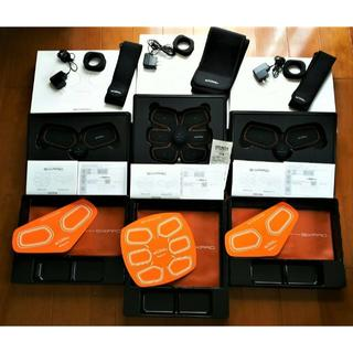 SIXPAD Abs Fit2 + Body Fit2 ✖2台 ジェル6セット!
