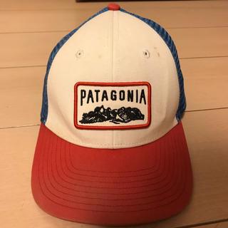パタゴニア(patagonia)のpatagonia キャップ(キャップ)