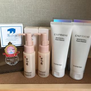 ソルファス(雪花秀)のエンプラニ 酵素美白洗顔フォームまとめ売り♡(洗顔料)