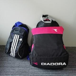 ディアドラ(DIADORA)のディアドラ ラケット バック リュック  DIADORA テニス バトミントン(バッグ)