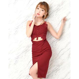 デイジーストア(dazzy store)のデイジーストア 赤 ドレス(ナイトドレス)