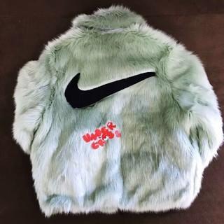 NIKE - Nike Ambush アンブッシュ ファーコート ジャケット