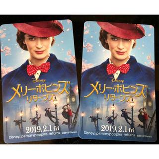メリーポピンズ リターンズ 洋画チケット(洋画)