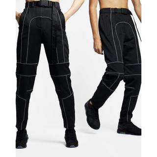 アンブッシュ(AMBUSH)のnike ambush pants black s szie(ワークパンツ/カーゴパンツ)