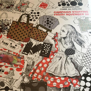 COMME des GARCONS - COMME des GARCONS   不思議の国のアリス  非売品ポスター