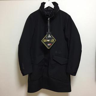 ナイキ(NIKE)の美品 黒S NikeLab ACG Trench System Jacket(トレンチコート)