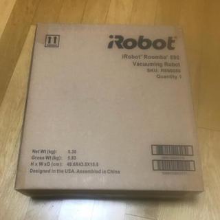 アイロボット(iRobot)のルンバ890 新製品 (掃除機)