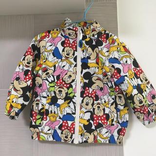 ディズニー(Disney)のリフレクター付き ウィンドブレーカー(ジャケット/上着)