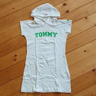 トミーガール(tommy girl)のTOMMY ワンピース Ssize(ミニワンピース)