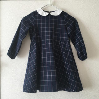 B:MING LIFE STORE by BEAMS - 入学式 女の子110 ワンピ&靴セット