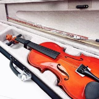 初心者用 ヴァイオリン 楽器 音楽(ピアノ)