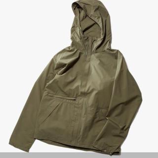 ナナミカ(nanamica)のnanamica packable jacket カーキ色(ナイロンジャケット)
