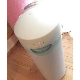 新品未使用!◇National◇ 家庭用生ごみ処理機 MS-N21-H(生ごみ処理機)