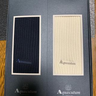 アクアスキュータム(AQUA SCUTUM)のアクアスキュータム 靴下(ソックス)