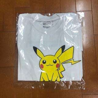 FRAGMENT - サンダーボルトプロジェクト 即完売品 ピカチュウTシャツ