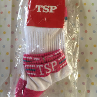 ティーエスピー(TSP)の卓球ソックスレディース(卓球)