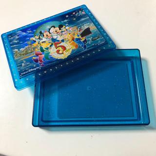 ディズニー(Disney)のディズニーシー 5years記念 キャンディ缶(小物入れ)
