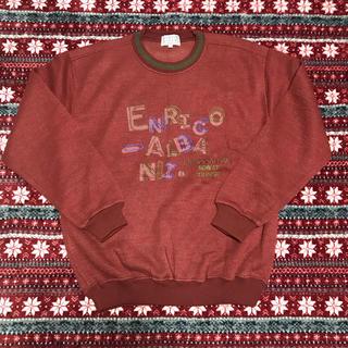 エンリココベリ(ENRICO COVERI)のENRICO ALBANI セーター(ニット/セーター)