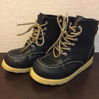 ハンテン(HANG TEN)のHANG TEN キッズ ブーツ 子供靴(ブーツ)