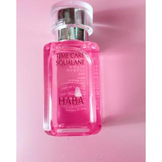 ハーバー(HABA)のHABA タイムケアスクワランオイル 30ml(オイル/美容液)