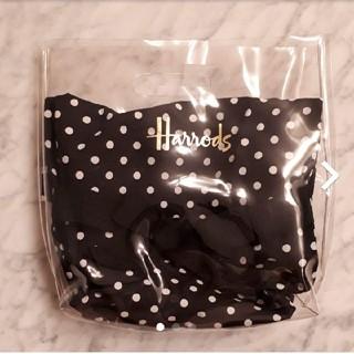 ハロッズ(Harrods)の♥新品未使用♥ハロッズスケルトンバック♥(ハンドバッグ)