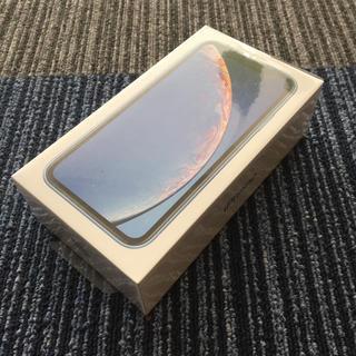 未開封 simフリー  iPhone XR 128gb 3台(スマートフォン本体)