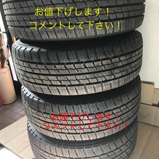 グッドイヤー(Goodyear)の【値下げ】スタッドレス タイヤ 215/60R16(タイヤ・ホイールセット)
