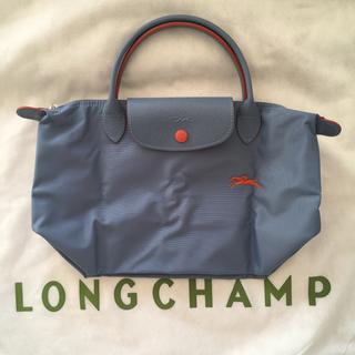 00f37b0f4dbc ロンシャン(LONGCHAMP)の新品 新色 ロンシャン プリアージュ クラブ Sサイズ ブルーミスト