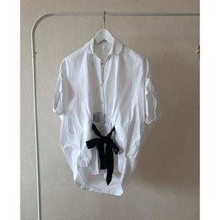 サカヨリ(sakayori)のサカヨリ ブラウス(シャツ/ブラウス(半袖/袖なし))