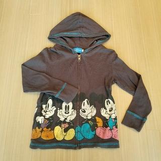 ディズニー(Disney)のミッキー 東京ディズニー リゾート パーカー 130(キャラクターグッズ)