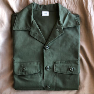 ザリアルマッコイズ(THE REAL McCOY'S)のNOS.1987 U.S.ARMY / Utility shirts(ミリタリージャケット)