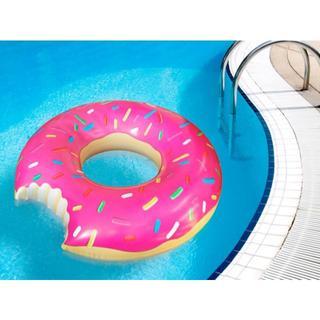 送料無料♪120センチサイズ ストロベリー浮き輪(その他)
