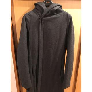 ダブルジェーケー(wjk)のwjk  hooted coat(ステンカラーコート)