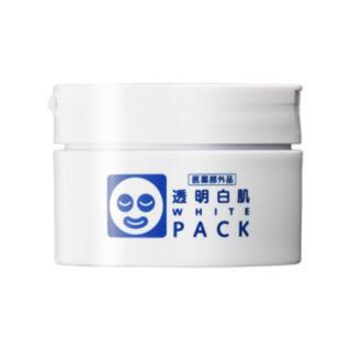 イシザワケンキュウジョ(石澤研究所)の透明白肌 薬用ホワイトジェルクリーム(パック/フェイスマスク)