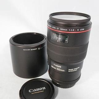 Canon - Canon EF 100mm F2.8L MACRO IS USM [送料無料]