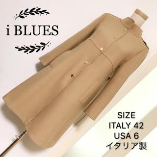 イブルース(IBLUES)のi BLUES ウール素材 コート(ロングコート)